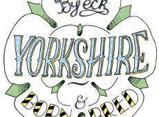 Yorkshire rose illustration