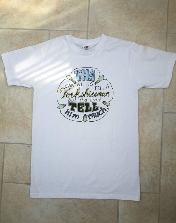 Yorkshireman t-shirt 2