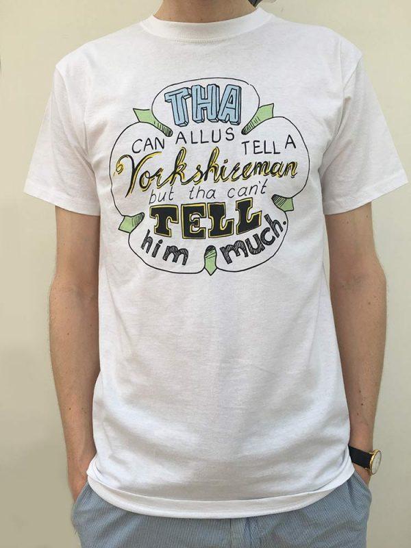 Yorkshireman t-shirt 3