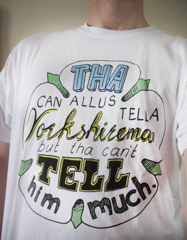 Yorkshireman t-shirt