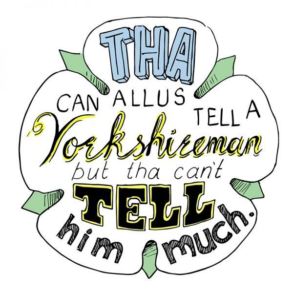 Yorkshireman phrase