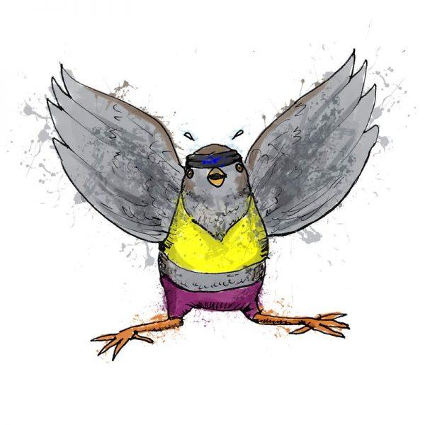 British birds - dunnock
